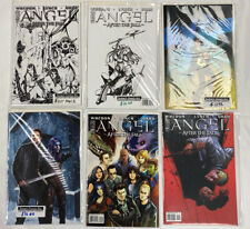 *57 IDW ANGEL COMICS * Variant Covers After the Fall Blood & Trenches John Byrne