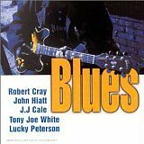 PETERSON Lucky, CRAY Robert... - Blues - CD Album