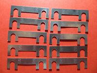 Fusible de la Tira, Seguridad, Corriente Alta, Cobertura, 60A Serie 10 Pack
