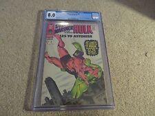 Tales To Astonish #87 CGC 8.0 Sub-Mariner Hulk 1967 Off-White To White Pages