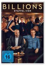 BILLIONS-STAFFEL 4 - PAUL GIAMATTI,DAMIAN LEWIS,MAGGIE SIFF  4 DVD NEU