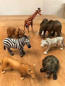 Schleich Safari / Zoo / Wild Animal Figures