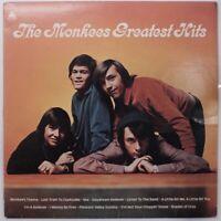 [VG] The Monkees-Greatest Hits-AL 4089-vinyl LP