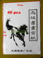 35 pc Rice Paper for learners and practice Sumi-e Chinese Painting CALLIGRAPHY