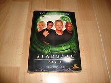 STARGATE SG1 TEMPORADA Nº 7 SERIE DE TV CON SEIS DISCOS EN DVD NUEVA PRECINTADA