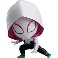 Nendoroid Spider-Man Spider-Gwen Spider-verse Ver. Action Figure w/ Tracking NEW