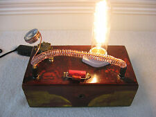 Novelty Antique Style Watchmakers Lamp With Steampunk Bulb