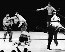1938 Boxers JOE LOUIS vs MAX SCHMELING 8x10 Photo Heavyweight Rematch Print