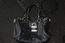Damen Handtasche Karen Ly mit Schloss und Schlüssel