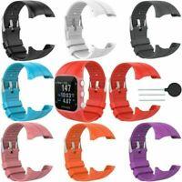 Silikon Band Strap Sports Uhrenarmband für Polar M400 M430 GPS Running Watch