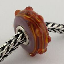 Authentic Trollbeads Issey Glass Bead Charm *Rare* 61179, Retired New