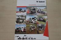159224) Bobcat Kompaktlader Prospekt 2011