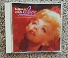 Love by Rosemary Clooney - Arranged and Conducted by Nelson Riddle CD
