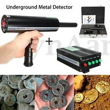 800m Búsqueda de Largo Alcance Tesoro Detector de Metales de Oro Localizador Det
