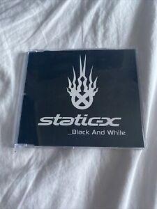 Static-X | Single-CD | Black and white (2001)