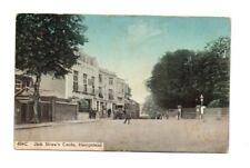London - Hampstead, Jack Straw's Castle - 1900's Postcard