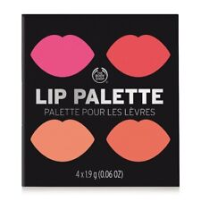 The Body Shop LIP PALETTE 4 x 1.9g RRP £16