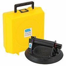 """Crl S108 8"""" Pump-Action Vacuum Lifter Up To 120lbs Glass Stone Granite"""