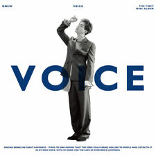 SHINEE ONEW [VOICE] 1st Mini Album RANDOM CD+Photo Book+Photo Card K-POP SEALED