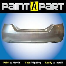 2006 2007 2008 Honda Civic Coupe Rear Bumper Painted NH700M Alabaster Silver Met