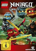 LEGO NINJAGO - SEASON 7 Part 2   -  DVD - PAL Region 2 - New