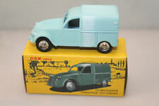 "CIJ / Dan Toys - Citroën 2 CV Fourgonnette ""Espagnole"" - Idem Dinky Atlas (1/43)"