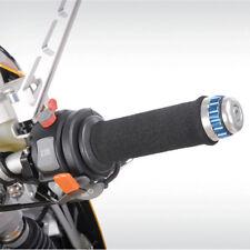 2 x Motorbike Motorcycle Slip-on Foam Anti Vibration Comfort Hand Grip Cover  IY