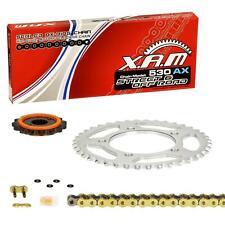 XAM extra verstärkt SILENT Kettensatz Yamaha FJ 1200 91-97 3YA