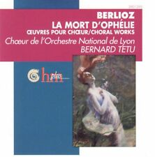 Hector Berlioz (1803-1869) - La Mort d'Ophélie CD
