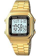 Vintage Casio A178 WGA Retro Digital Gold Watch A178WGA-1A COD Paypal