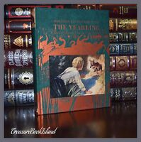 The Yearling by Marjorie Rawlings Brand New Illustrated Wyeth Deluxe Hardcover