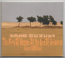 CD DAMO SUZUKI - The Fire Of Heaven At The End Of Universe  2007
