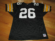Vintage Wilson ROD WOODSON No. 26 PITTSBURGH STEELERS (LARGE) Jersey