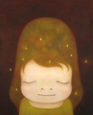 Oil painting Reproduction Yoshitomo Nara The Little Star Dweller made to order 1