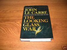 THE LOOKING GLASS WAR  Le Carre  FIRST 1ST EDITION Ed