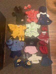 Boyd's Bear / Build A Bear Workshop Girl Clothes Lot