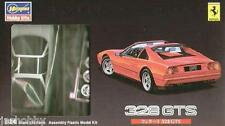 Hasegawa 20233 1/24 Scale Model Sport Car Kit Ferrari 328 Spider Targa 328GTS