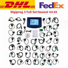 2018 Newest Digiprog3 Full set Digiprog 3 V4.94 Odometer programmer FREE DHL