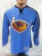 Reebok Premier NHL Jersey Thrashers Team Blue sz 3X