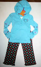 Sonoma Jumping Beans Girls 2 piece Long sleeve hoodie top & stretch pants se