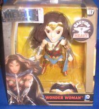 UNIVERSE COMICS BATMAN VS SUPERMAN DIE CAST METALS #17 WONDER WOMAN FIGURE