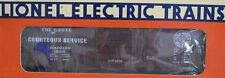 Lionel 15001 Seaboard Waffle Side Box Car MINT ORIGINAL BOX NEVER RUN
