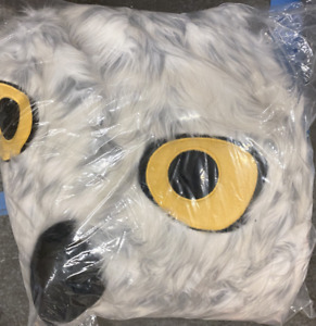 """NEW Pottery Barn TEEN Harry Potter Hedwig Owl LARGE 41"""" Beanbag Chair SlipCover"""