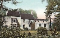 Postcard - Somersby - Tennyson's Birthplace