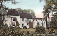 Postcard - Somersby - Tennyson's Birthplace