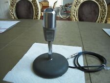 EV Electrovoice model 634A microphone with desk stand