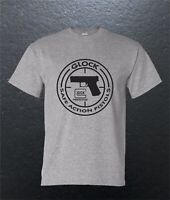 Glock Perfection Handgun Pistol Firearm Team USA 2nd T-Shirt Blend S M L XL