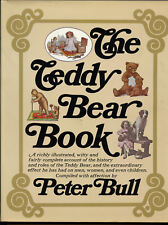 The Teddy Bear Book by Peter Bull - Illustrated- with Dust Jacket Nice book 1969