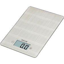 TAP3812TL Taylor 3812TL Digital Top Kitchen Scale 11 lbs.