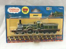 ERTL THOMAS FRIENDS - 'EMILY' & Locomotora-ON tarjeta